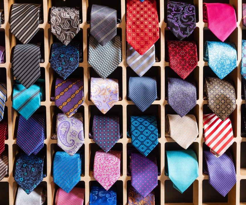 Condotti Store Tie Collection