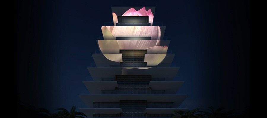 Surfside's Arte Lights Up for Art Basel