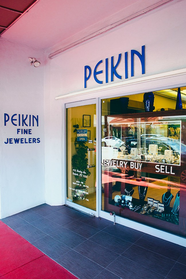 Peikin Empire Fine Jewelry in Surfside Shines Bright