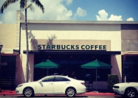Surfside Starbucks