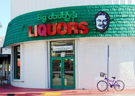 Surfside Big Daddy's Liquors