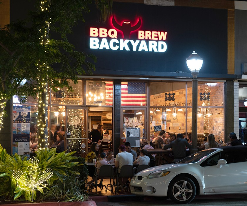 surfside backyard bbq and brew