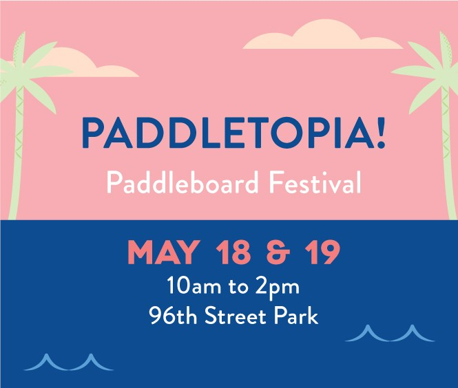 Paddletopia is back at Surfside!
