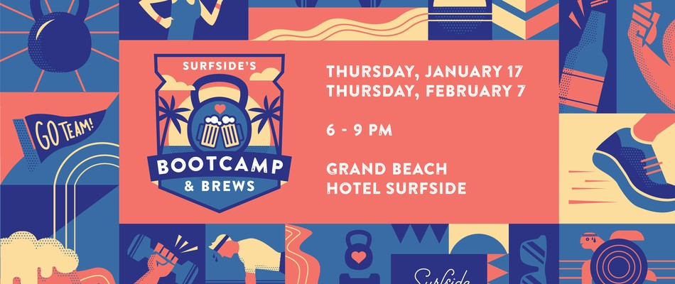 Surfside Bootcamp & Brews