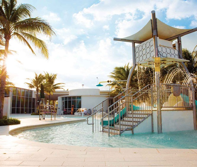 Relax & unwind by one of the many hotel pools conveniently located right near the beach