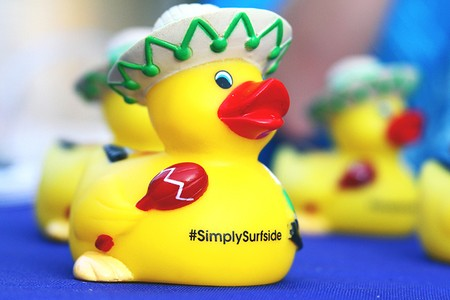Surfside Events Rubber Duck