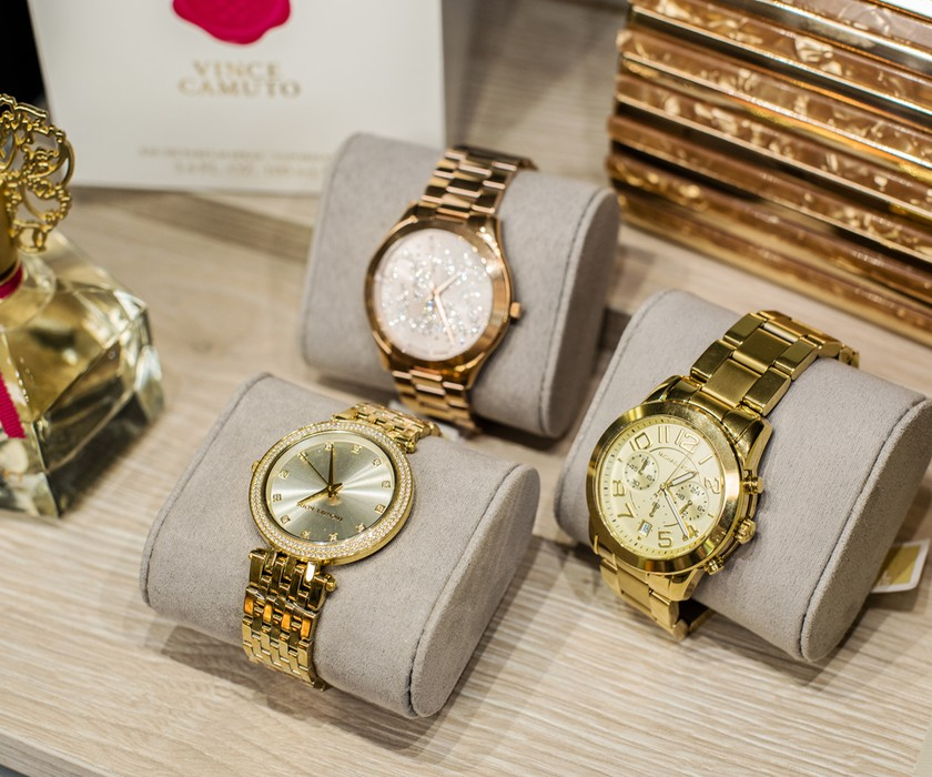 Watches at Miami Gift Store