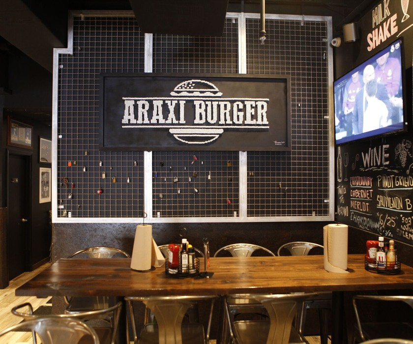 Surfside has a variety of dining options like Araxi Burger