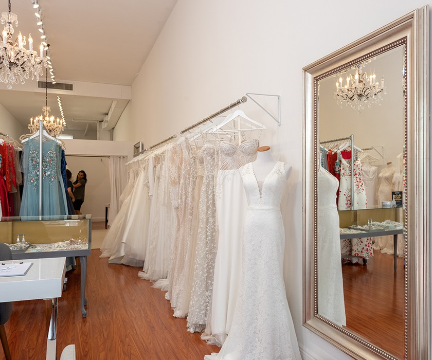Inside Couture Bridal