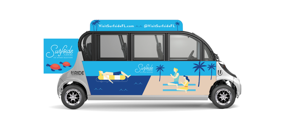 Surfside U Ride Shuttle