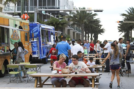 Surfside Events Food Truck