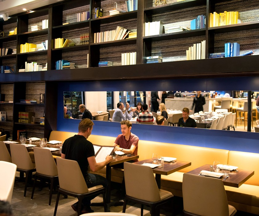 Come and try Kosh, a sophisticated kosher restaurant offering a wide ranging menu